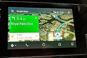 Google Maps advertirá sobre la falta de aparcamiento en la zona