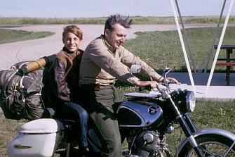 """La Honda del """"ZEN"""" donada al Smithsonian"""