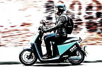 Coup abandona sus motos en la calle