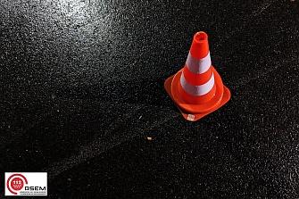 Muere un motorista en Valdepeñas