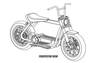 Patentes: Harley-Davidson City Speedster