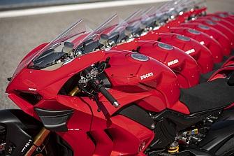 La nueva Ducati Panigale V4 2020 está lista para las entregas