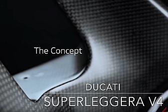 Se filtran los vídeos promocionales de la Ducati Panigale V4SL