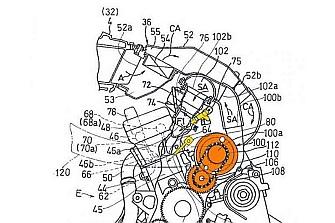 Patentes: Kawasaki y su inyección híbrida