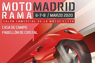 Del 6 al 8 de marzo guardamos Motorama 2020 en la agenda