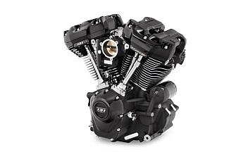 Harley-Davidson Milwaukee-Eight 131, ¡viva la desmesura!