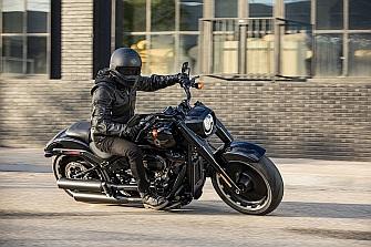 Trigésimo aniversario de la Harley-Davidson Fat Boy