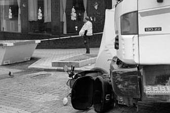Busca testigos del atropello de un motorista
