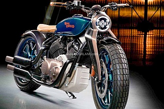 Ofensiva total desde Royal Enfield