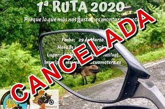 Se suspende la primera Ruta VAS Navarra por la incidencia del COVID-19
