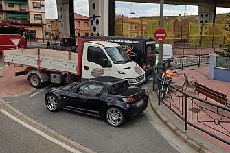 Motos y la nueva Ordenanza de Movilidad en Burgos