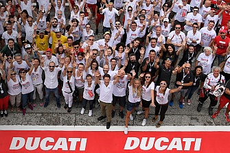 Ducati postpone el WDW hasta 2021