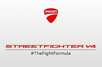 Ducati Media Alert - Presentación en streaming de Streetfighter V4