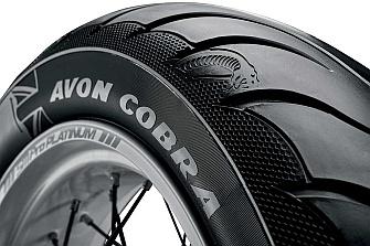 Perdida inesperada de presión en los neumáticos Avon Cobra Chrome