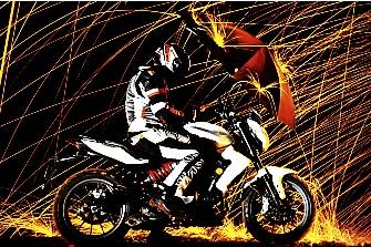 COVID-19 hunde el mercado de las motos en marzo