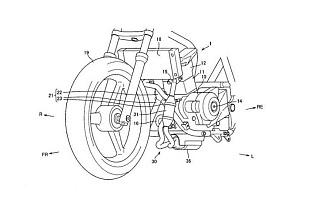 Patentes: Suzuki desarrolla un nuevo 250 cc