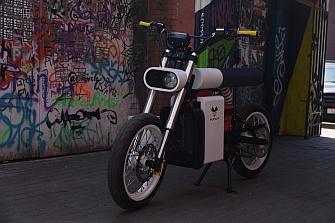 Punch Moto: Bielorrusia hace sus pinitos eléctricos