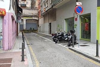 Santander habilita 25 nuevas plazas de aparcamiento para moto
