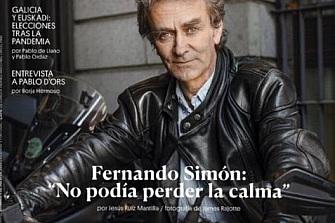 """Fernando Simón """"ex machina"""""""