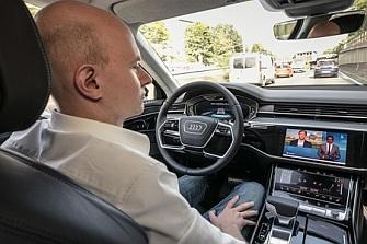Naciones Unidas regula la conducción autónoma ALKS