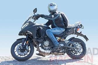 FOTOS ESPÍA: Ducati Multistrada V4