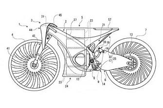 PATENTES: Suzuki apuesta por las motos híbridas