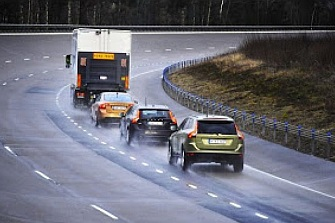 """Fusiones CACC y riesgo para los conductores """"humanos"""""""