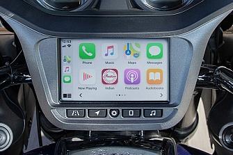 Indian anuncia la incorporación de Apple CarPlay en sus modelos