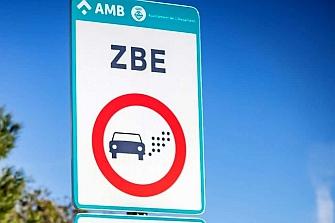Las multas derivadas de la ZBE serán en firme desde el 15 de septiembre