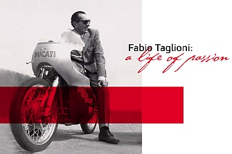Ducati celebra el centenario de Fabio Taglioni