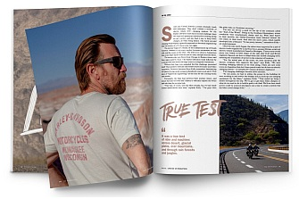 Harley-Davidson recupera la revista `The Enthusiast´
