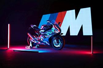 """Presentan la BMW M 1000 RR nacida para la """"racetrack"""""""