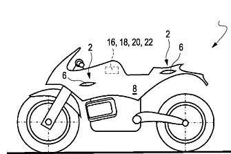 BMW Motorrad desarrolla la aerodinámica adaptativa