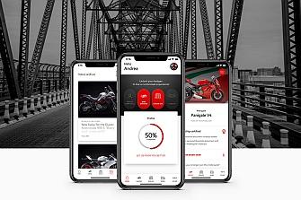 Ducati lanza la App MyDucati