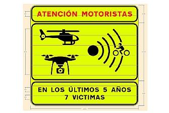 La DGT publica los 100 tramos más peligrosos para los motoristas