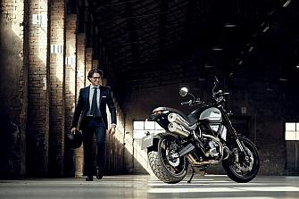 Ducati Scrambler 1100 PRO `Dark Suit´, lo apuesta todo al negro
