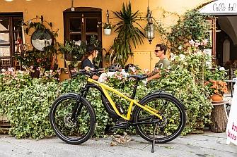 Gama de bicicletas eléctricas 2021 Ducati con tecnología Thok