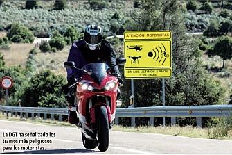 Paquete de medidas DGT para mejorar la #SeguridadVial de los Motoristas