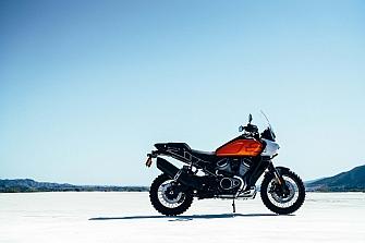 La Harley-Davidson Pan America 1250 será presentada el 22 de febrero