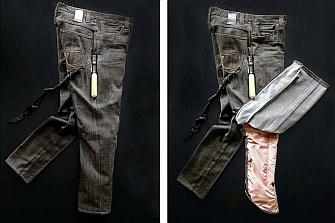Primeros pantalones moteros con airbag incorporado