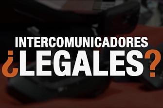 Intercomunicadores Moto ¿Legales o Ilegales?