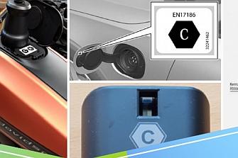 Motos Eléctricas: Nuevas etiquetas para ayudar a los consumidores a identificar la recarga adecuada