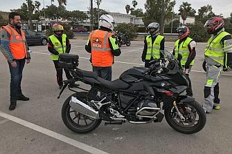 AMM en Cádiz: Excelente fin de semana de Moto y trabajo
