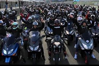 Los Usuarios de Motocicletas proponen mejoras en el nuevo proyecto de Ley de Tráfico y Seguridad Vial