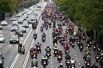 Comunicado: Enmiendas del Colectivo Motociclista a la reforma de la Ley de Tráfico