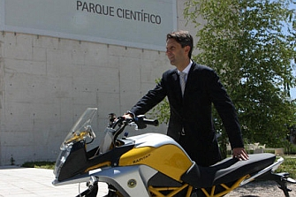 Bultaco busca más apoyos a la moto eléctrica