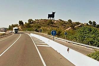 Los 15 tramos de carretera más peligrosos de España