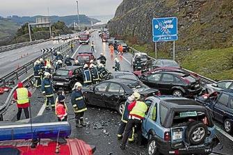 Los accidentes de tráfico suponen una pérdida económica del 2% del PIB