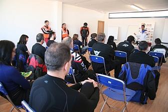 Curso Especial de Conducción de Motocicletas para Profesores de Formación Vial