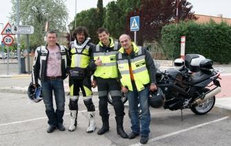 La Asociación Mutua Motera continua su colaboración con Cruz Roja Española